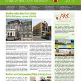 Vyšlo srpnové číslo Novin královédvorské radnice